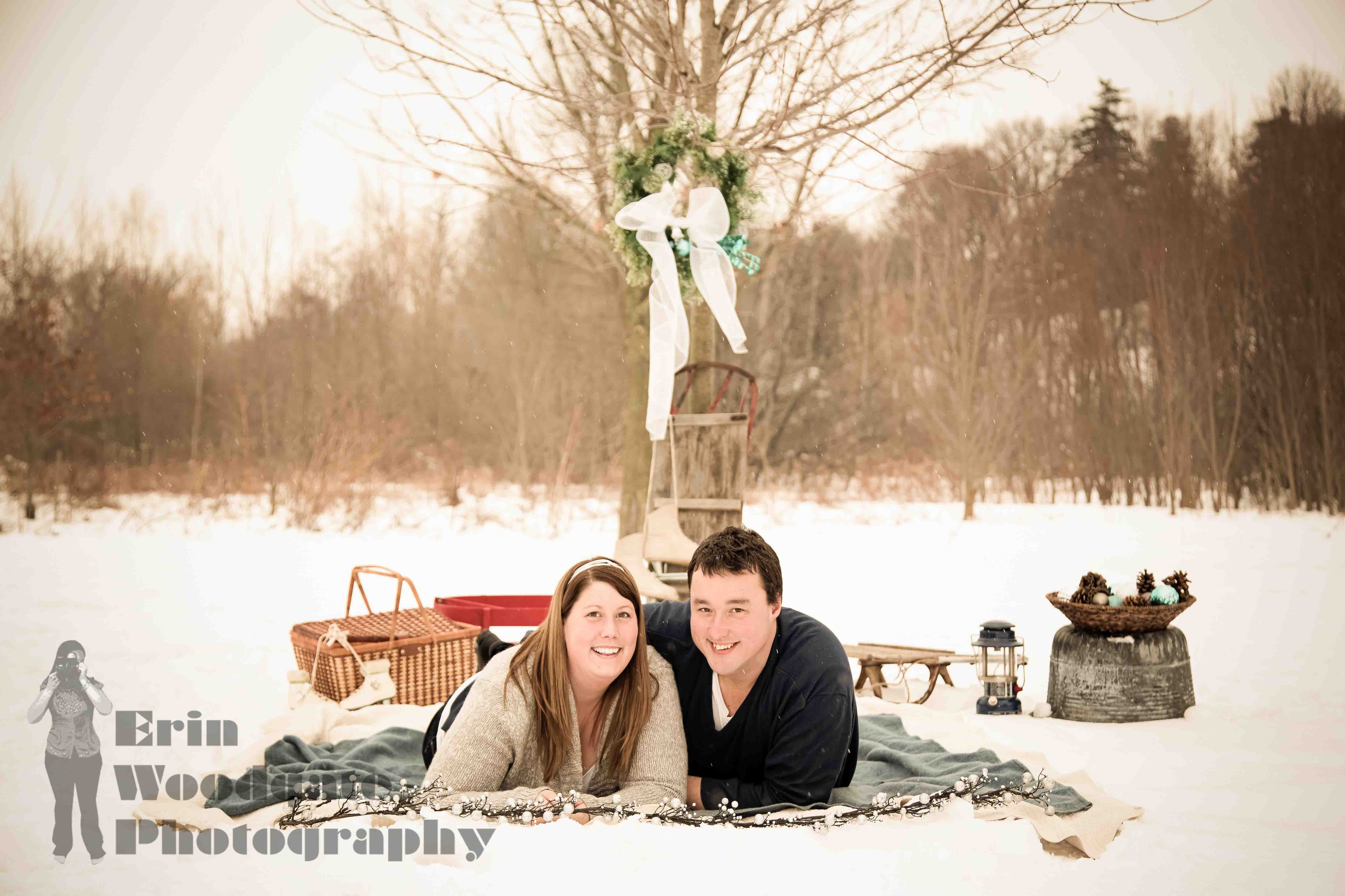 Winter engagement South western ontario-30