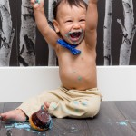 happy cake smash photography london ontario