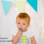 1 year old cake smash photography london ontario