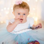 baby cake smash photography london ontario
