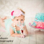 cute cake smash photography london ontario