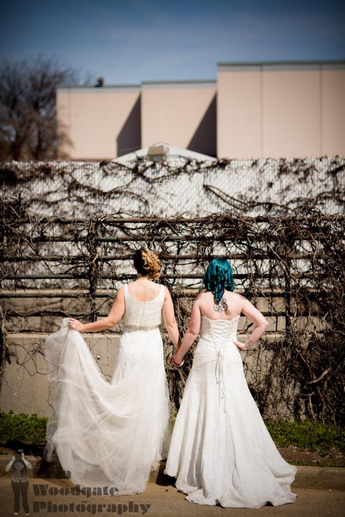 lesbian wedding london ontario