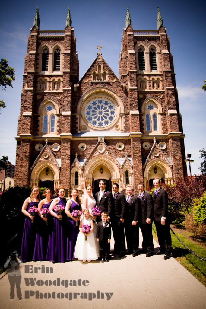 st peters cathedral wedding photography london ontario