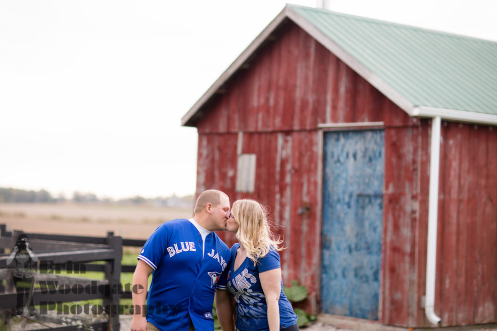 Rustic Engagement Photography London Ontario