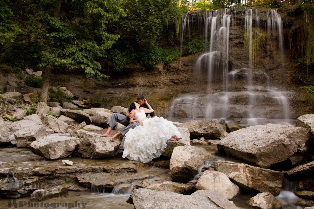 trash the dress photographer london ontario