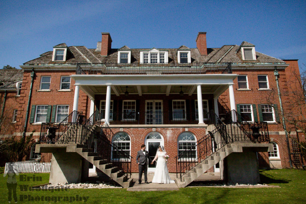 Ivey Spencer Leadership centre Wedding Photography