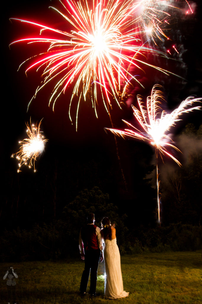 firework wedding photography london ontario