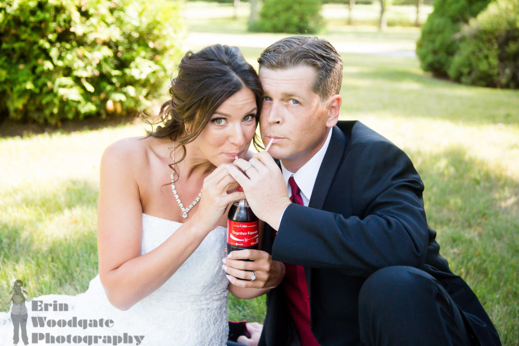 coke wedding photography london ontario