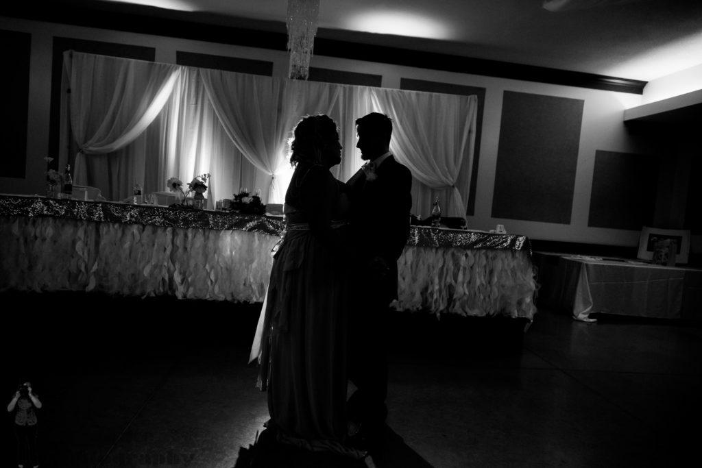 dramatic wedding photography london ontario