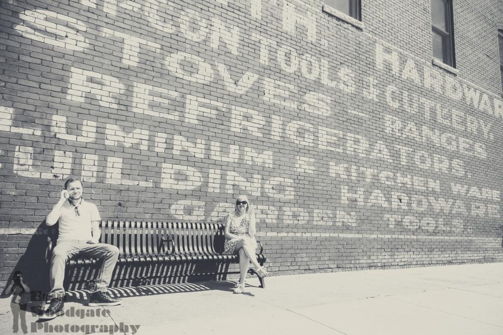 Hanson themed engagement photography Tulsa Oklahoma