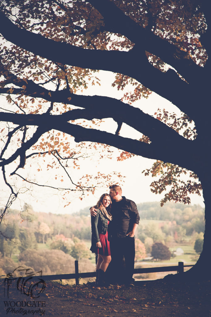 Rustic Fall Engagement Photography London Ontario
