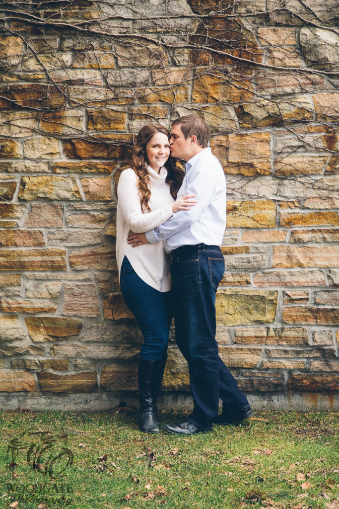 Old Court House Engagement Photography