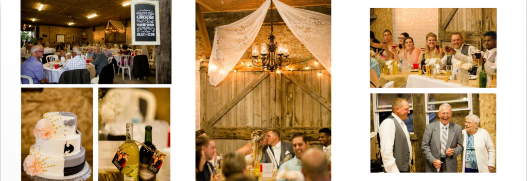 farm wedding photography ontario