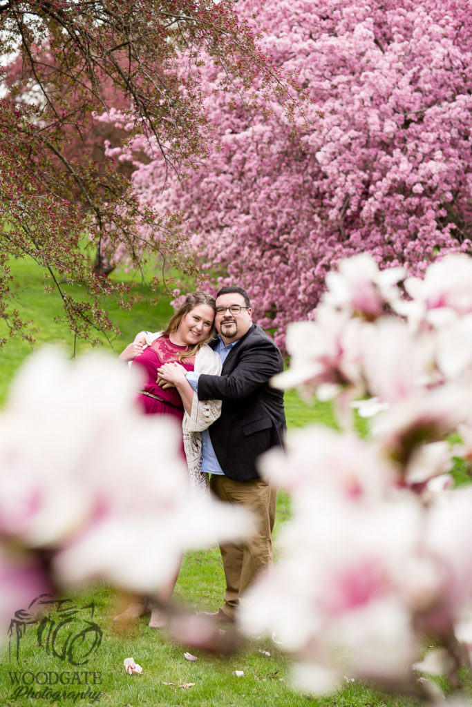 Spring Engagement Photographer London Ontario
