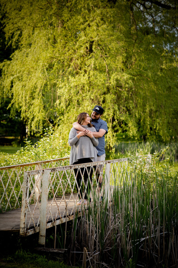 Arva ontario engagement photography