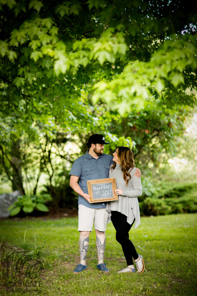 arva ontario engagement photographer