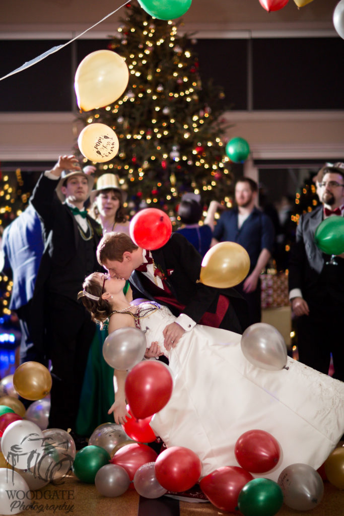 New Years Eve Wedding Photography London Ontario