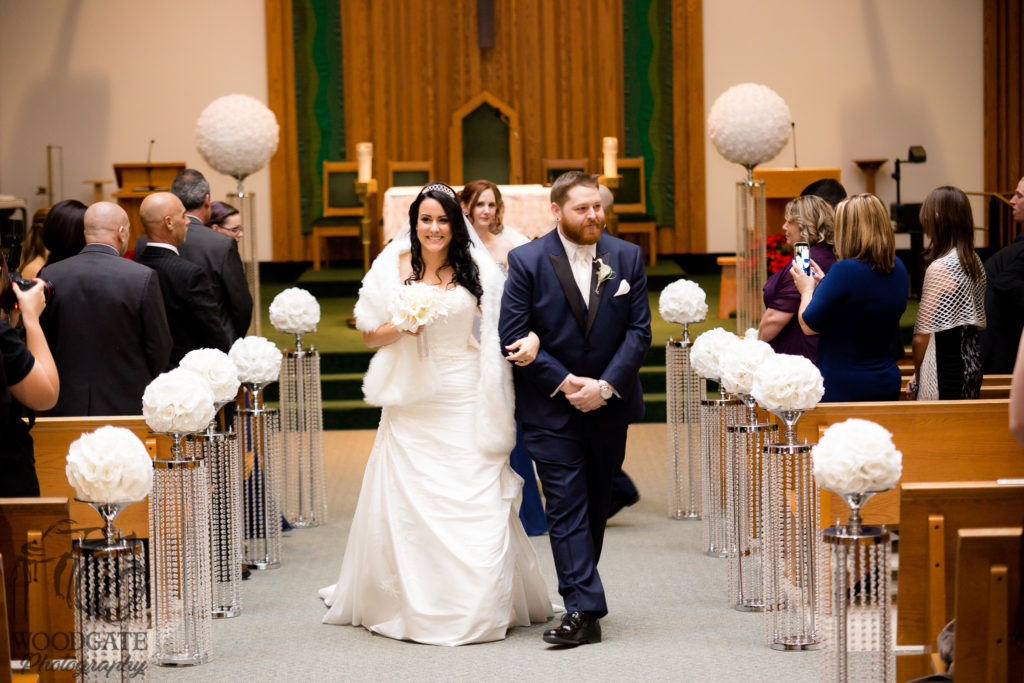 Wedding Photography St Justin's Parish and Highland Golf and Country Club